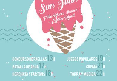 Fiesta de San Juan 2016