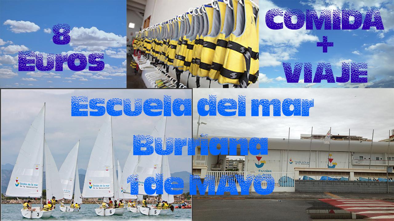 Excursión a l'Escola de la Mar