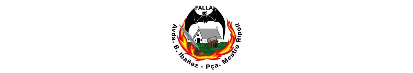 """Falla Blasco Ibáñez – Mestre Ripoll """"El Fénix"""""""